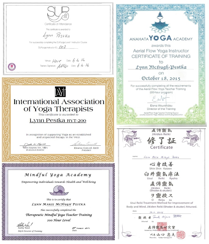 all certs