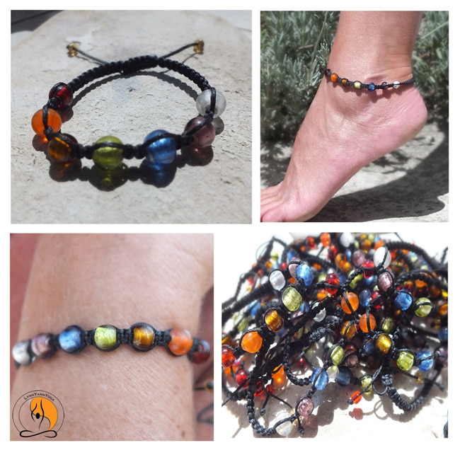 Bracelets and Anklets 2016